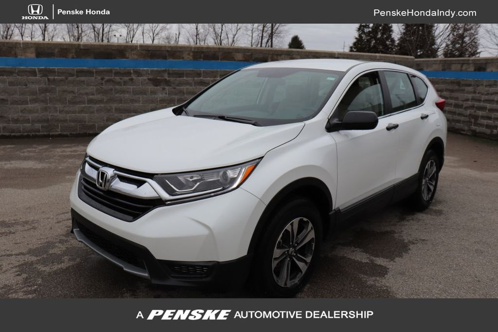 Certified Pre-Owned 2019 Honda CR-V LX AWD