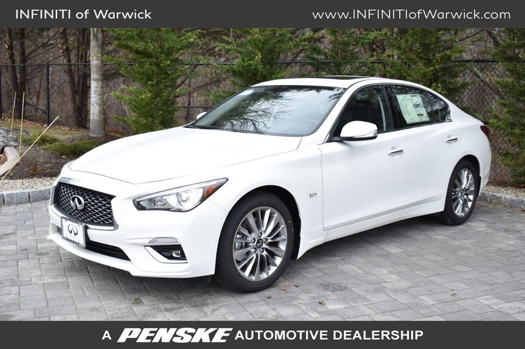 Pre-Owned 2020 INFINITI Q50 3.0t PURE AWD