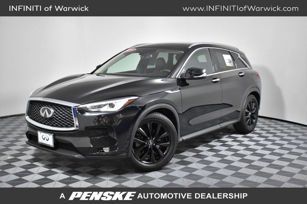 Certified Pre-Owned 2019 INFINITI QX50 PURE AWD