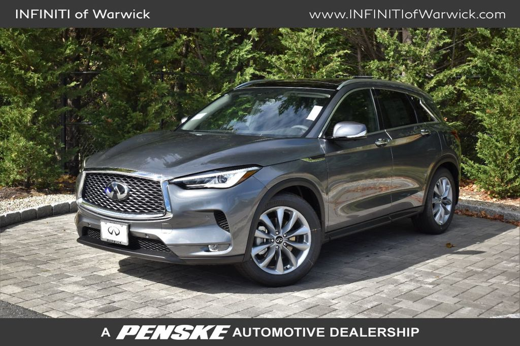 New 2021 INFINITI QX50 ESSENTIAL AWD