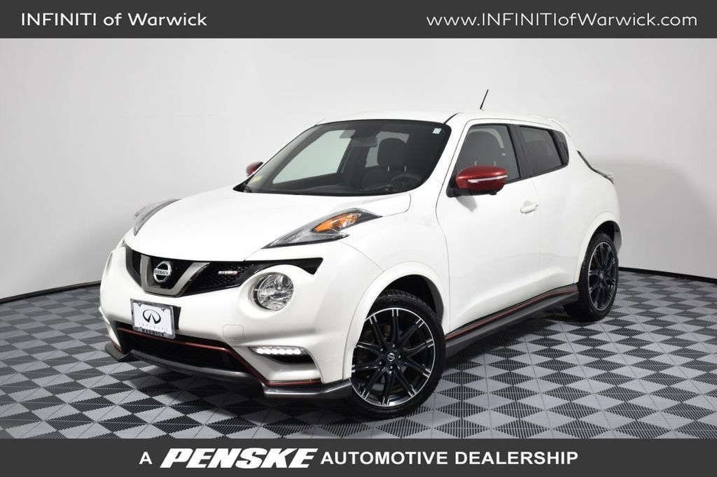 Pre-Owned 2016 Nissan JUKE 5dr Wagon Manual NISMO FWD