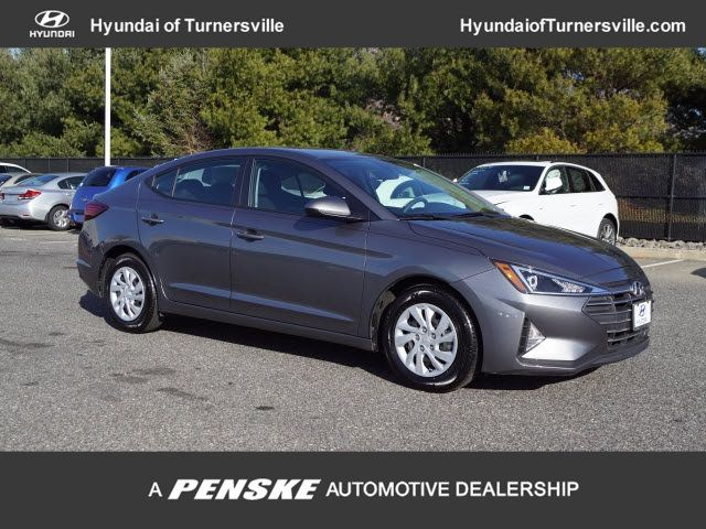 Hyundai Of Turnersville >> 2020 Used Hyundai Elantra Se At Honda Of Turnersville Serving South