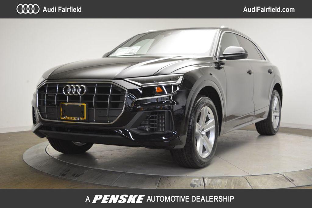 Pre-Owned 2019 Audi Q8 3.0 TFSI Premium