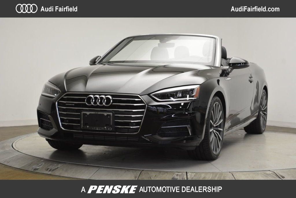 Pre-Owned 2019 Audi A5 Cabriolet