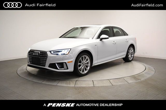 Pre-Owned 2019 Audi A4