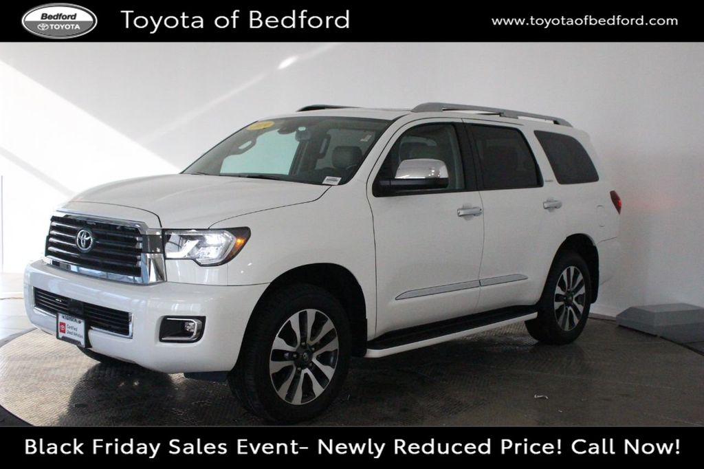 Certified Pre-Owned 2019 Toyota Sequoia Limited 4WD
