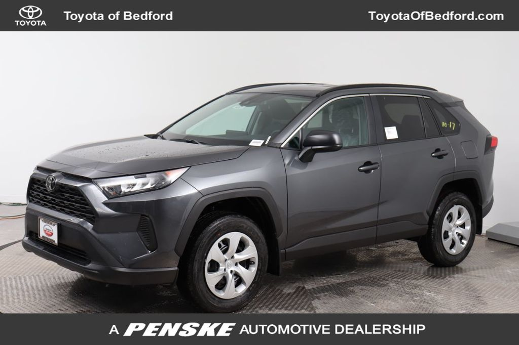 Certified Pre-Owned 2019 Toyota RAV4 LE FWD