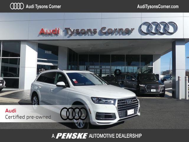 Certified Pre-Owned 2018 Audi Q7 3.0 TFSI Premium