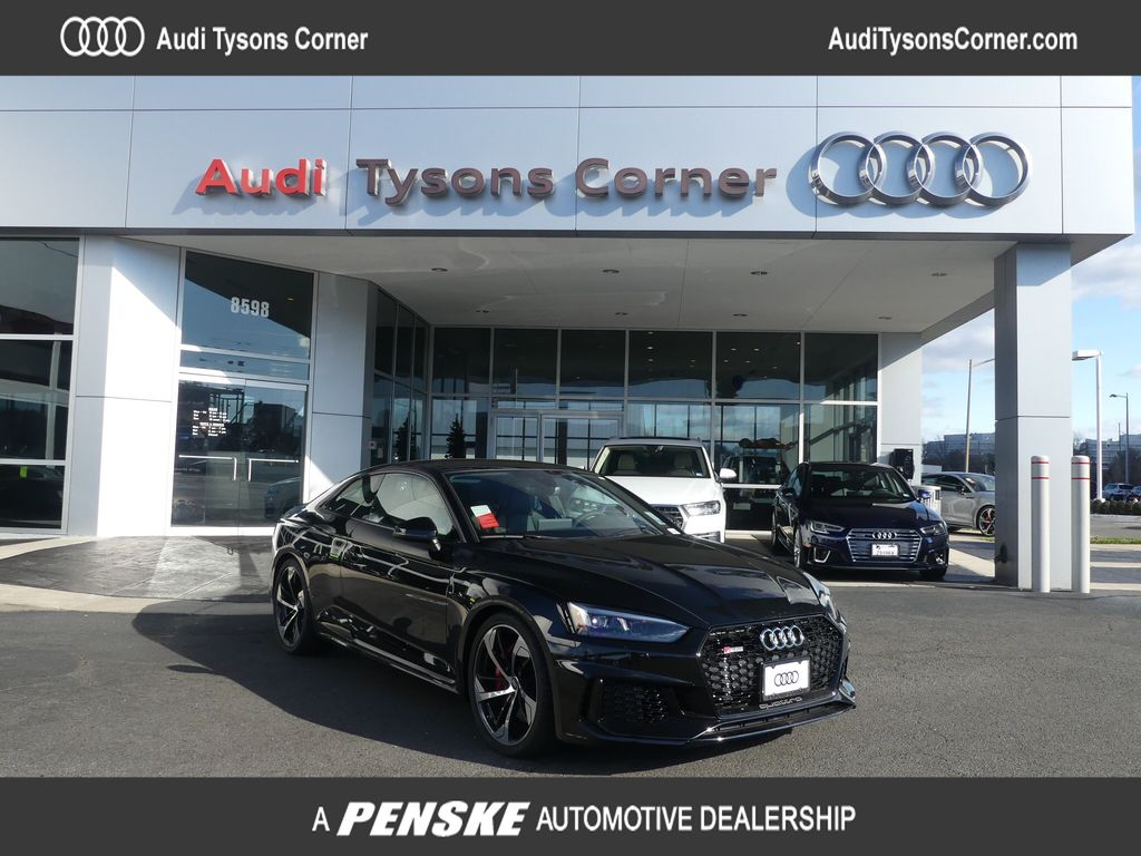 New 2019 Audi RS5 RS 5 COUPE 2DR CPE 2.9 TFSI QTR