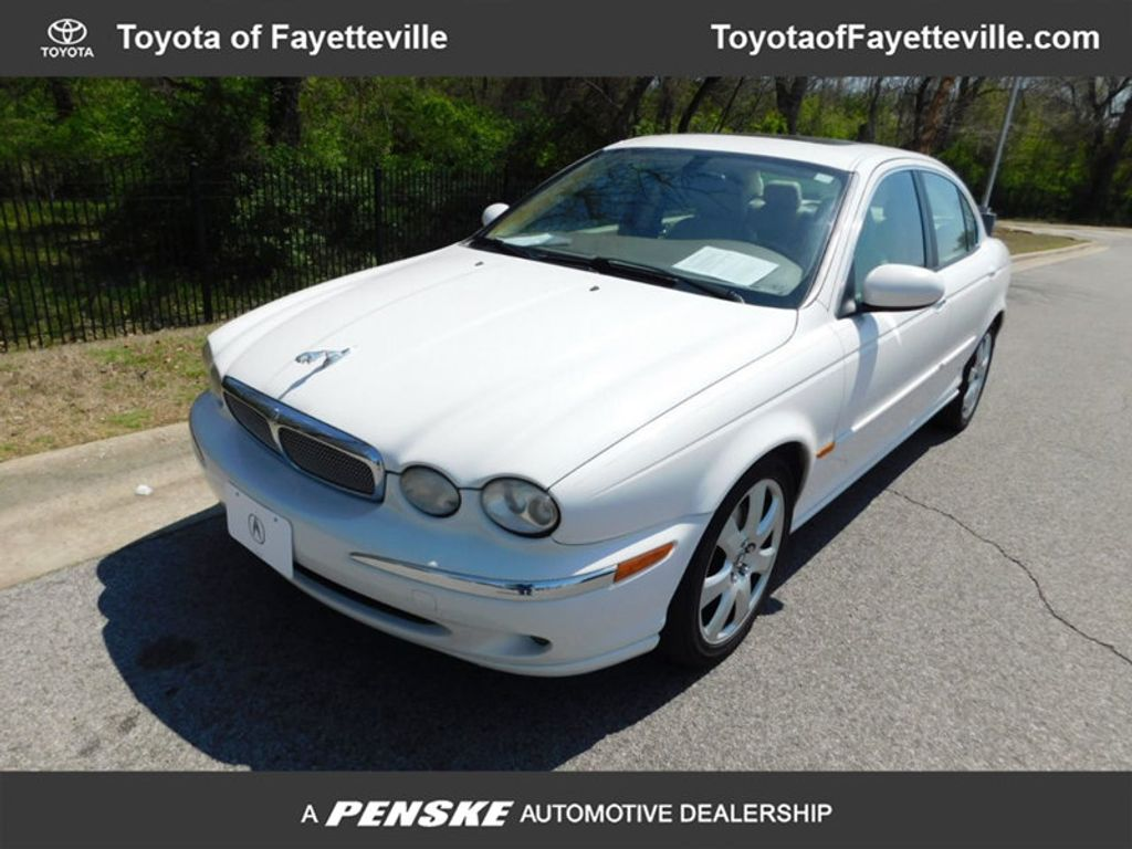 Pre Owned 2006 Jaguar X Type 4dr Sedan 3.0L