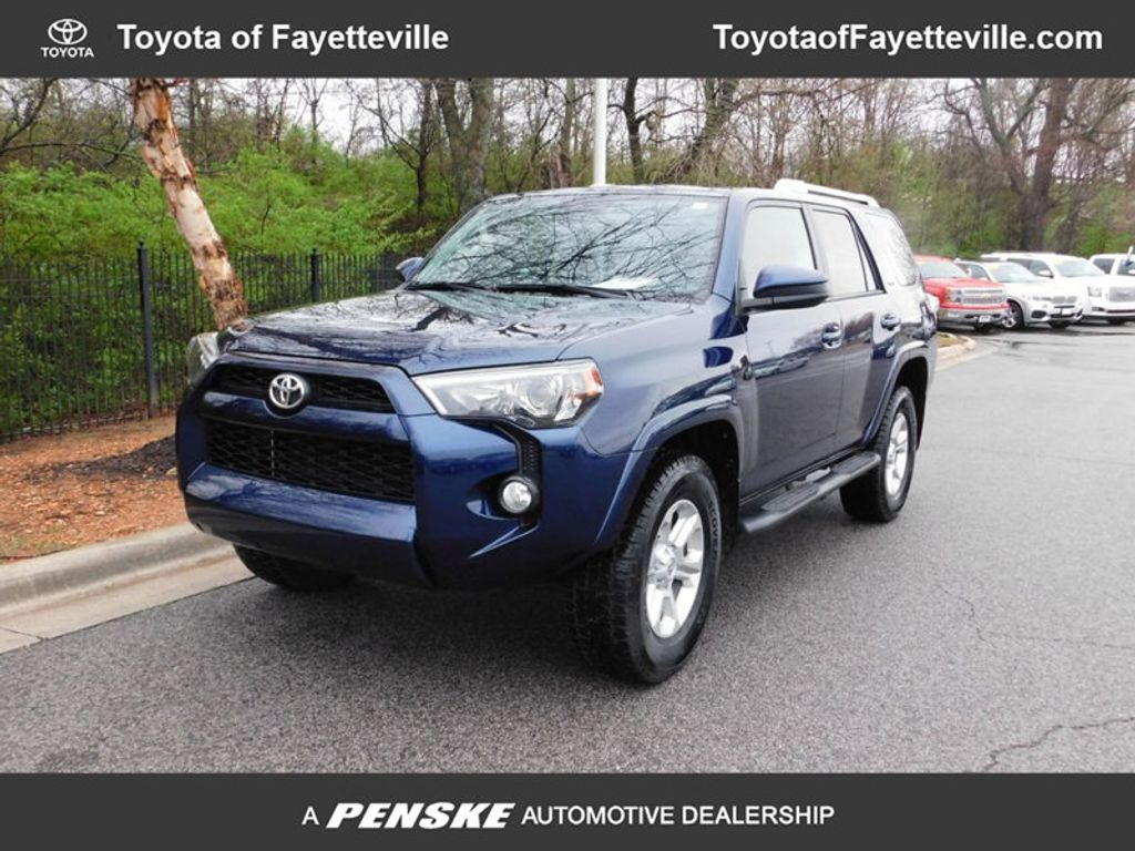 certified pre owned 2015 toyota 4runner 4wd 4dr v6 sr5 premium suv at east madison toyota. Black Bedroom Furniture Sets. Home Design Ideas