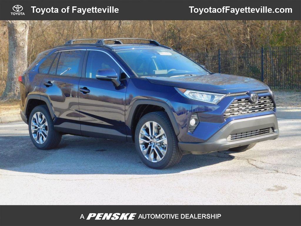 New 2020 Toyota Rav4 Xle Premium Fwd Suv At Toyota Of Fayetteville