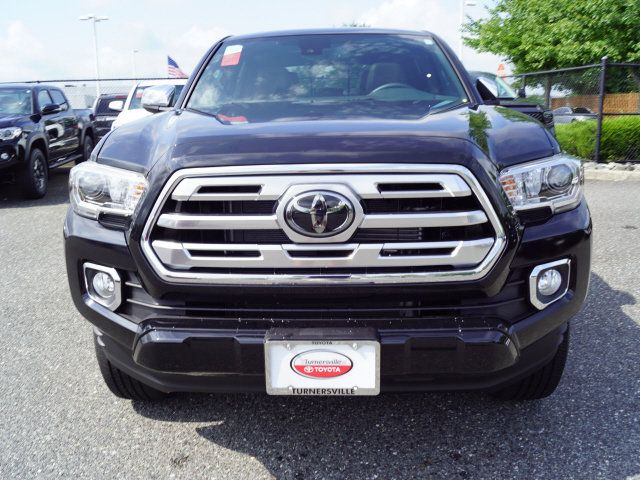 2019 New Toyota Tacoma 4WD Limited Double Cab 5' Bed V6 AT