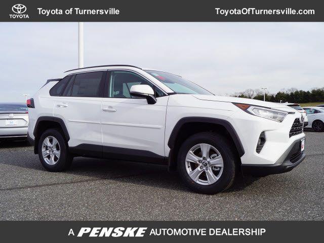 2020 New Toyota Rav4 Xle Awd At Turnersville Automall Serving