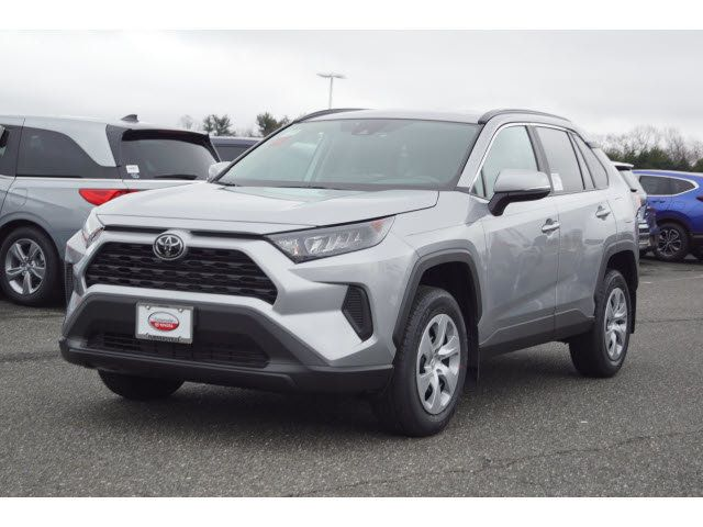 2020 New Toyota Rav4 Le Awd At Turnersville Automall Serving South