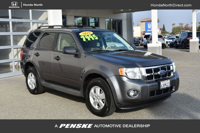 2010 Used Ford Escape Fwd 4dr Xlt At Honda North Serving