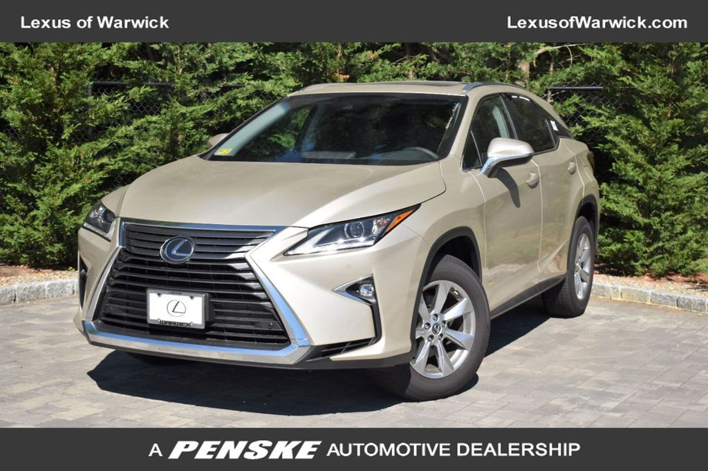 Pre-Owned 2019 Lexus RX RX 350 AWD