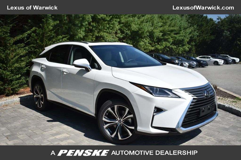 Pre Owned 2019 Lexus Rx 350 Awd Suv