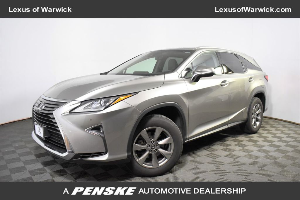 Pre-Owned 2019 Lexus RX RX 350L Luxury AWD