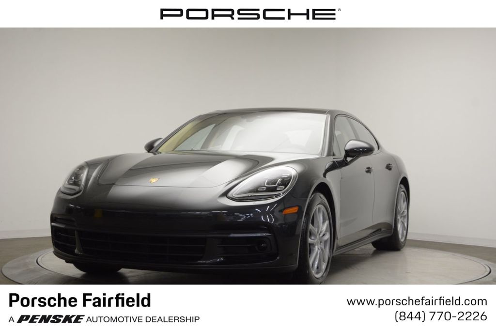 Certified Pre-Owned 2019 Porsche Panamera 4 AWD