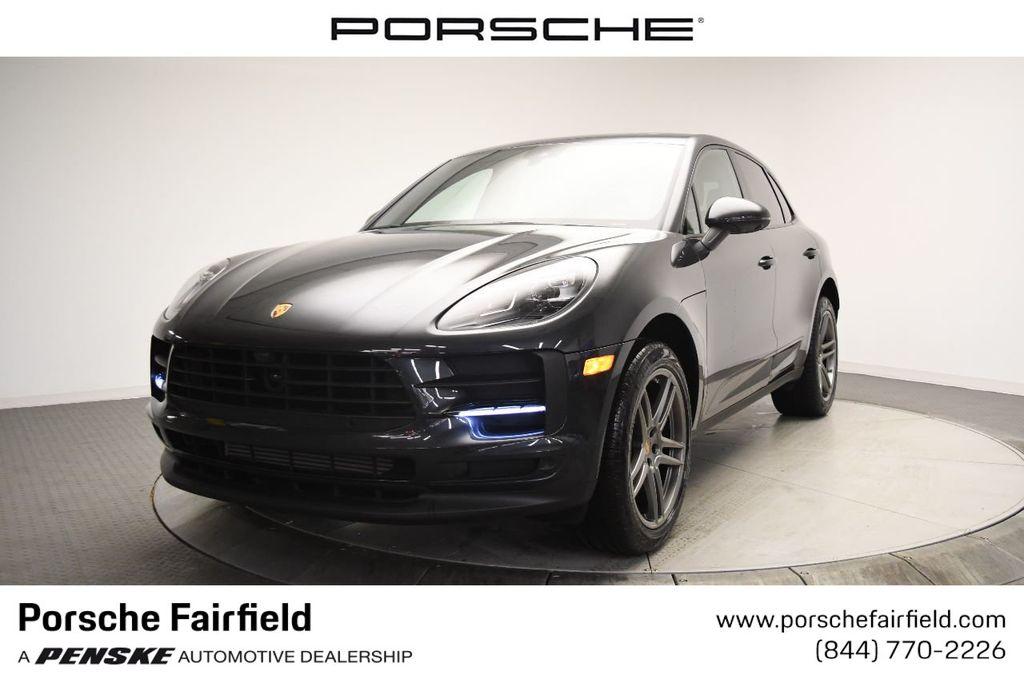Pre-Owned 2019 Porsche Macan AWD