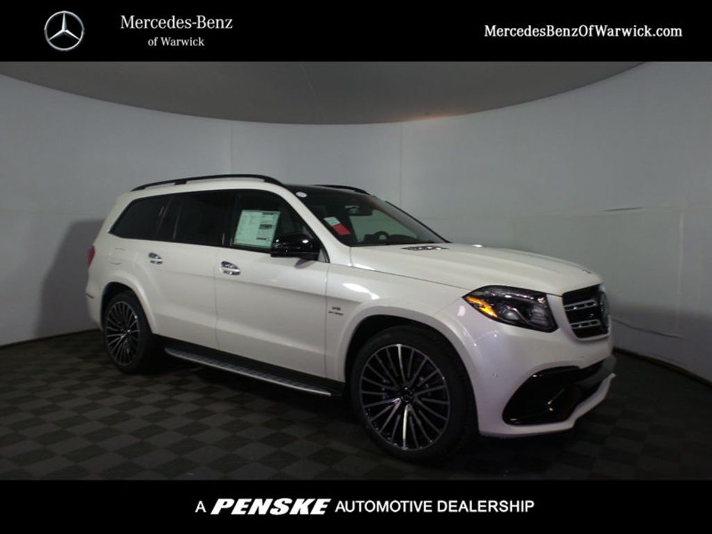 New 2018 mercedes benz gls amg gls 63 4matic suv suv at for Mercedes benz amg suv 2018