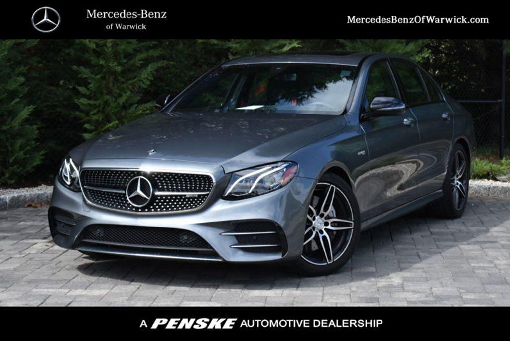 New 2018 Mercedes-Benz E-Class AMG® E 43 4MATIC® Sedan