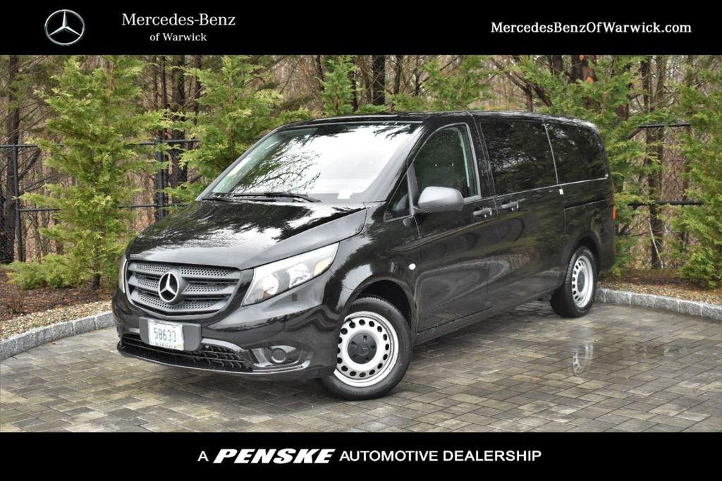Pre-Owned 2019 Mercedes-Benz Metris Passenger Van