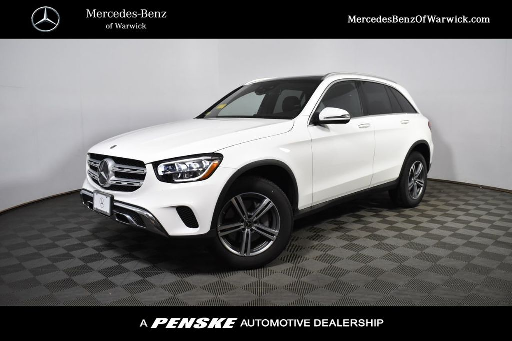 Pre-Owned 2020 Mercedes-Benz GLC GLC 300 4MATIC® SUV