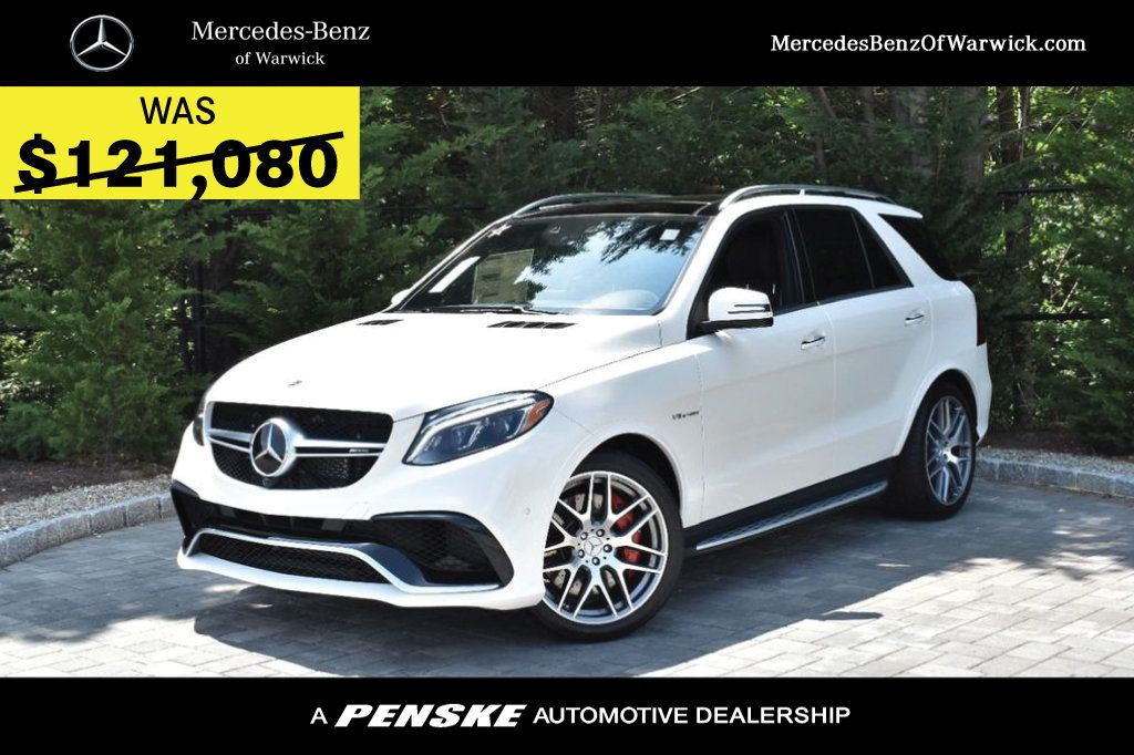 Pre-Owned 2019 Mercedes-Benz GLE AMG® GLE 63 S 4MATIC SUV