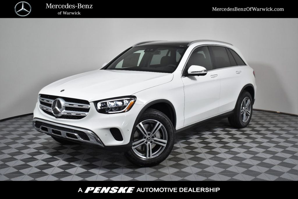 New 2021 Mercedes-Benz GLC GLC 300