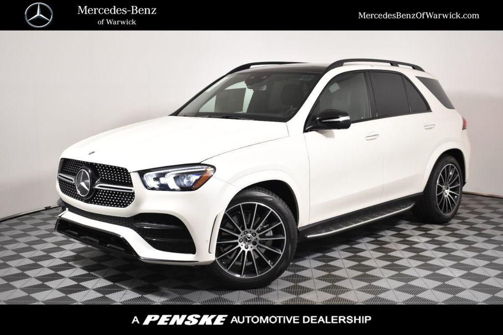 New 2021 Mercedes-Benz GLE GLE 580 4MATIC® SUV