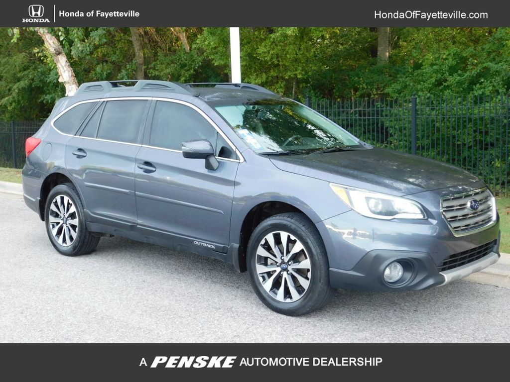 Pre-Owned 2016 Subaru Outback 4dr Wagon H4 Automatic 2.5i Limited