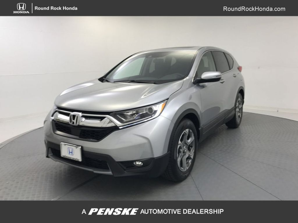 Wonderful New 2018 Honda CR V EX 2WD