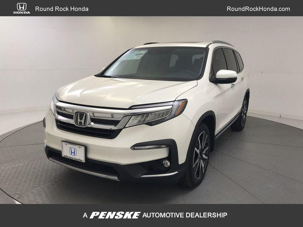 New 2019 Honda Pilot Touring 8-Passenger 2WD
