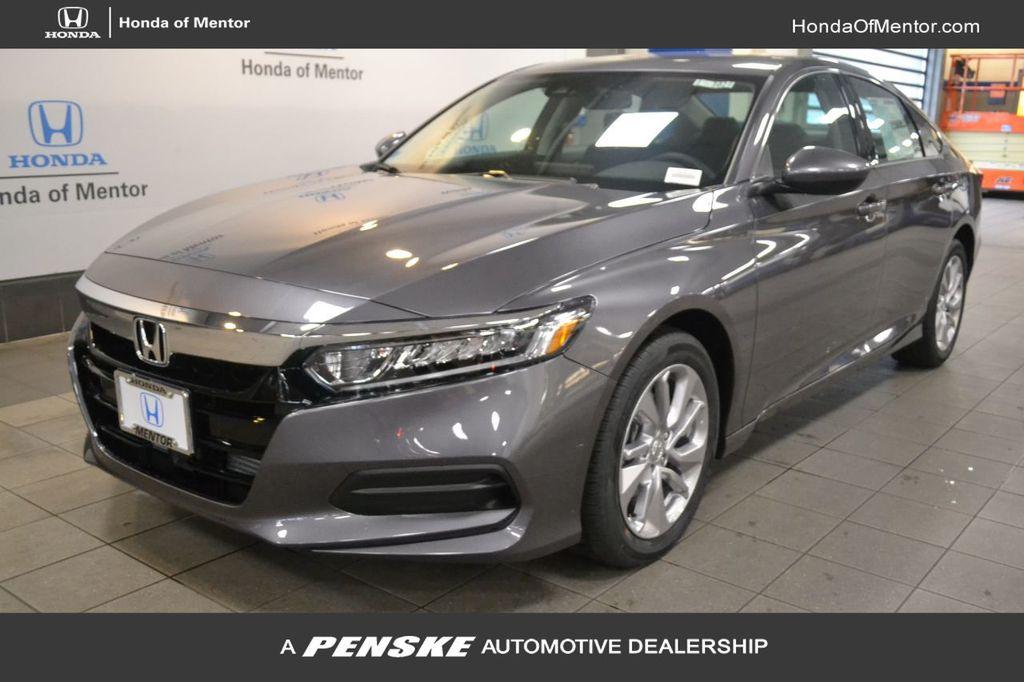 Pre-Owned 2019 Honda Accord Sedan LX 1.5T CVT