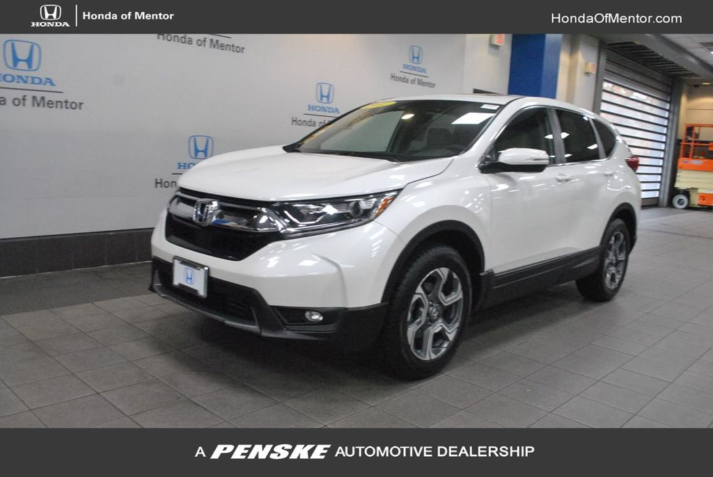 Pre-Owned 2017 Honda CR-V EX AWD