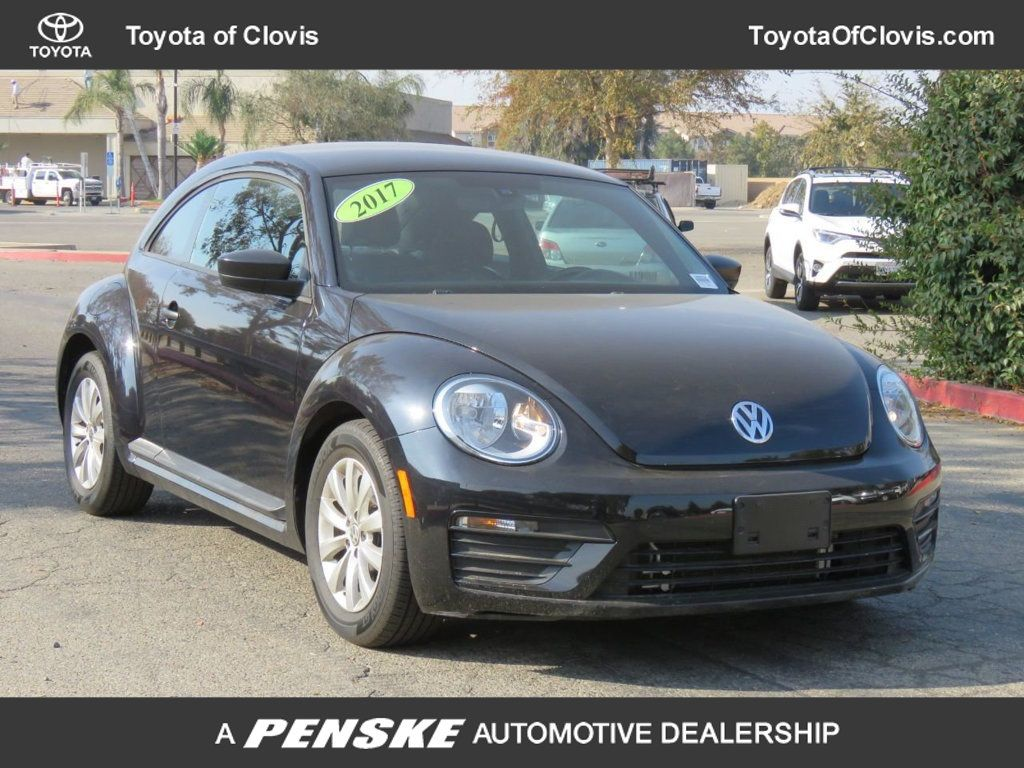 Pre-Owned 2017 Volkswagen Beetle 1.8T S Automatic