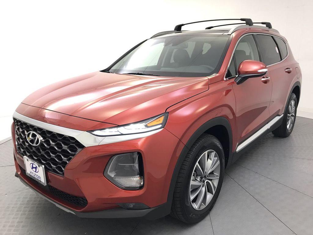 New 2020 Hyundai Santa Fe Sel 2 4l Automatic Fwd Suv At Round Rock Hyundai Y162429 Penske Sale