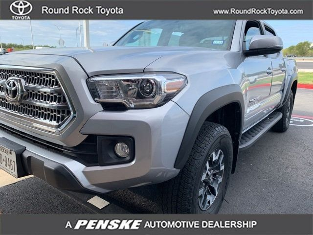 Certified Pre-Owned 2017 Toyota Tacoma TRD Off Road Double Cab 5' Bed V6 4x2 Automatic