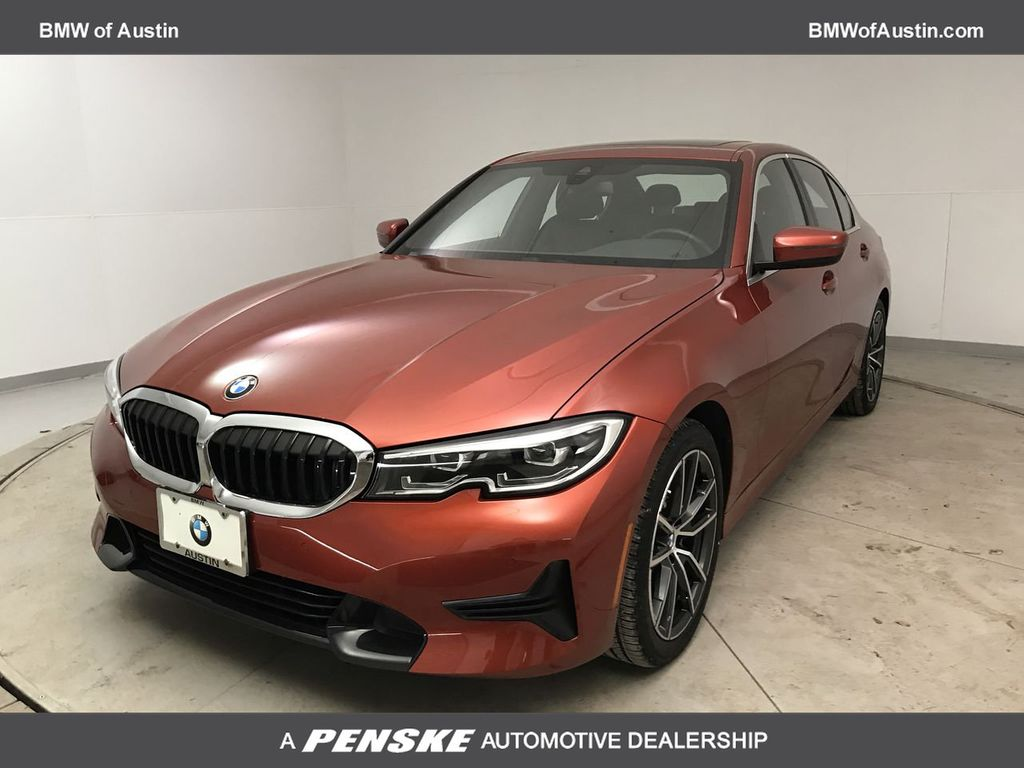 2019 Used Bmw 3 Series 330i At Bmw Of Austin Serving Austin Round