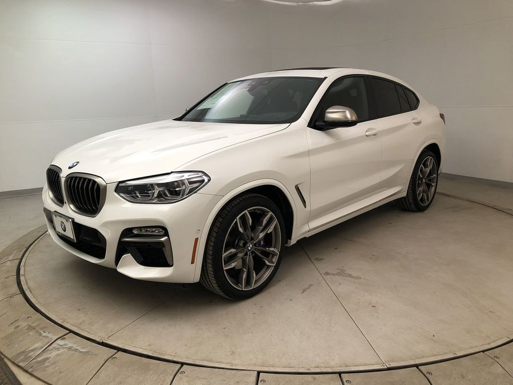 Pre-Owned 2019 BMW X4 M40i Sports Activity Coupe