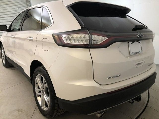Pre-Owned 2017 Ford Edge Titanium FWD