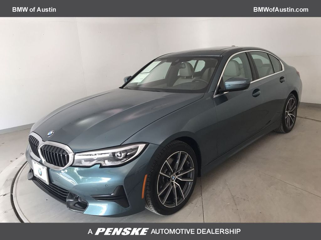 Active BMW Courtesy Vehicle 2021 BMW 3 Series 330i