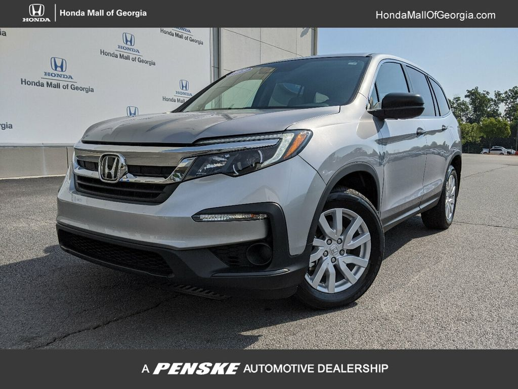 Certified Pre-Owned 2019 Honda Pilot LX 2WD