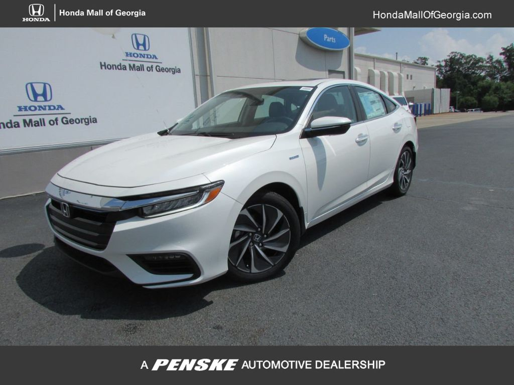 Pre-Owned 2019 Honda Insight Touring CVT