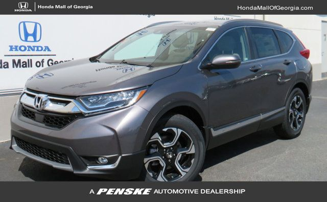 Certified Pre-Owned 2019 Honda CR-V Touring 2WD