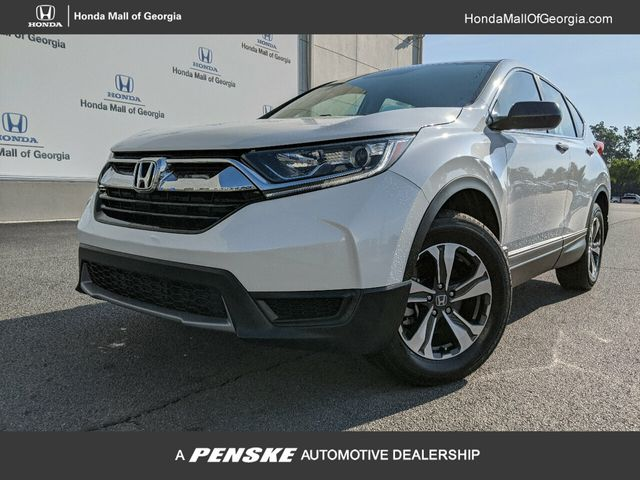 Pre-Owned 2019 Honda CR-V LX AWD