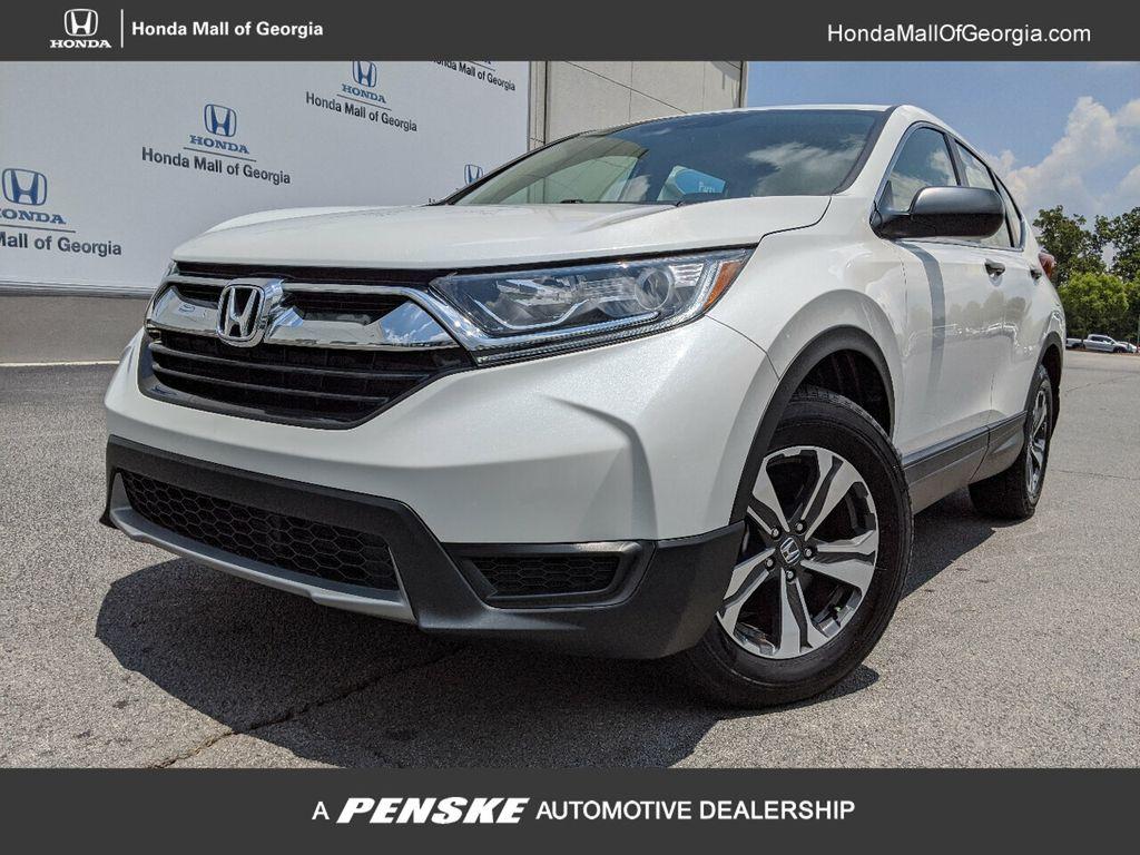 Certified Pre-Owned 2019 Honda CR-V LX AWD