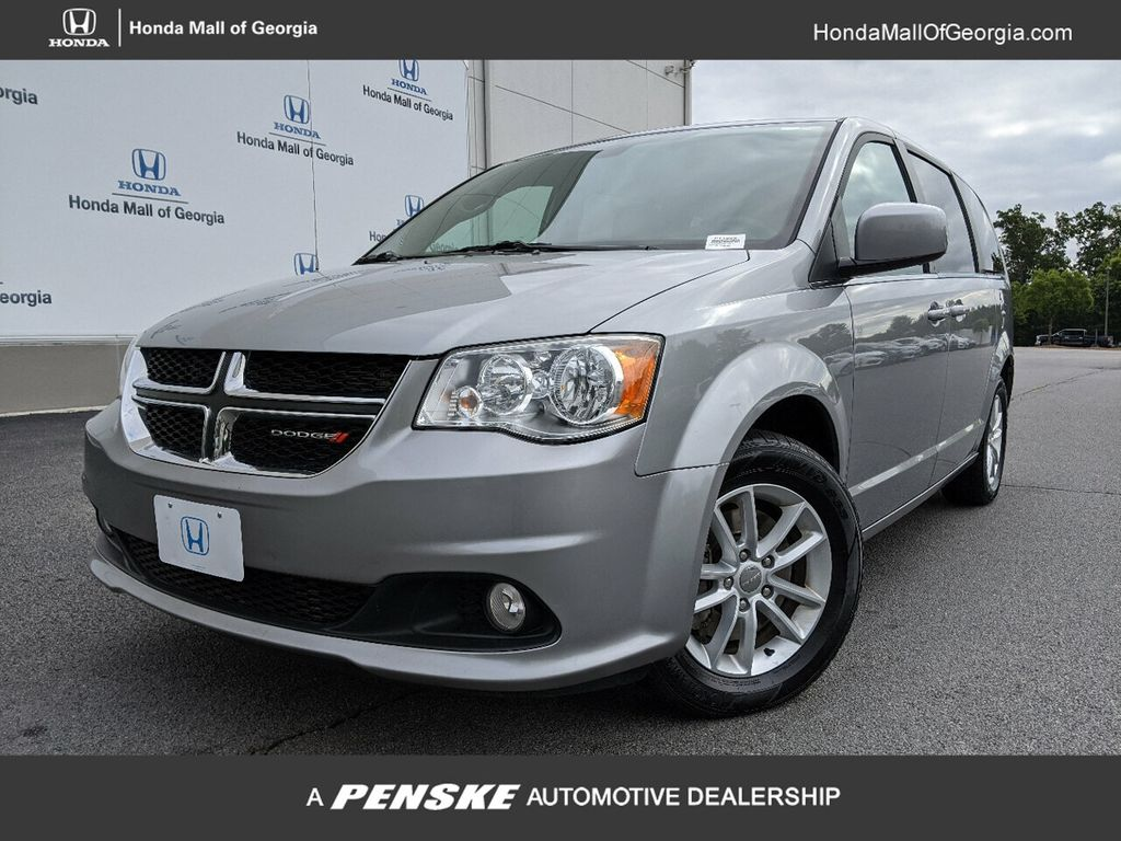 Pre Owned 2019 Dodge Grand Caravan Sxt Wagon At Honda Mall Of Georgia P11996 Penske Sale